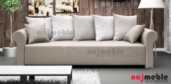 Stylowa sofa kanapa rozkładana