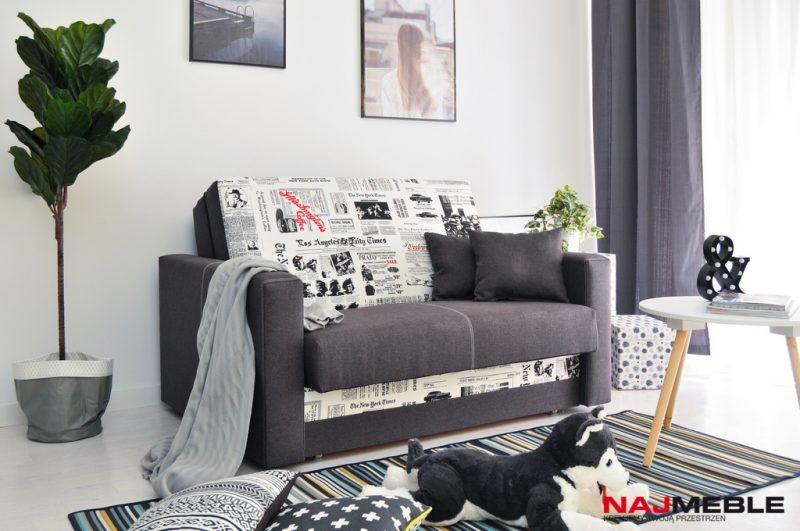 mala sofa rozkładana