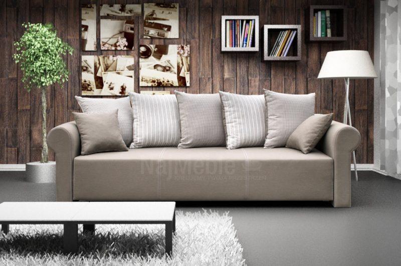 sofa vintage ikea