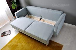 sofa z pojemnikiem